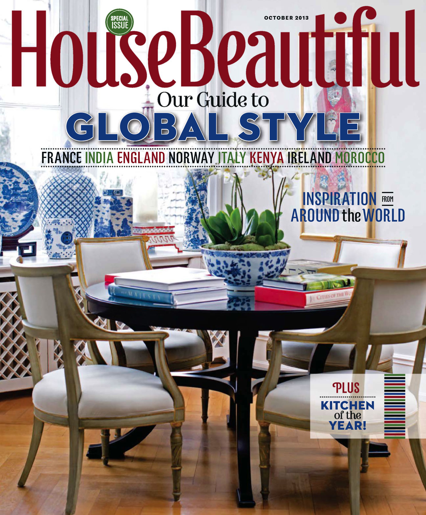 Published Los Angeles Interior Designer House Beautiful